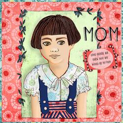 Mu mom before I knew her