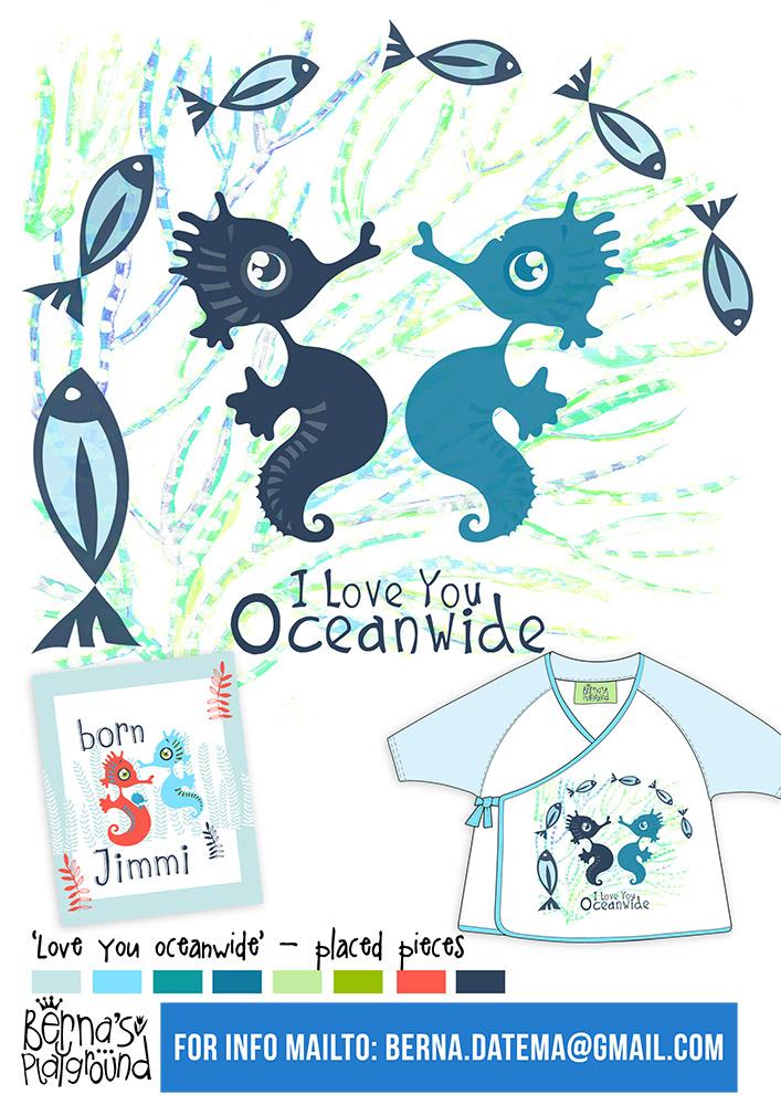 I love you ocean wide 2