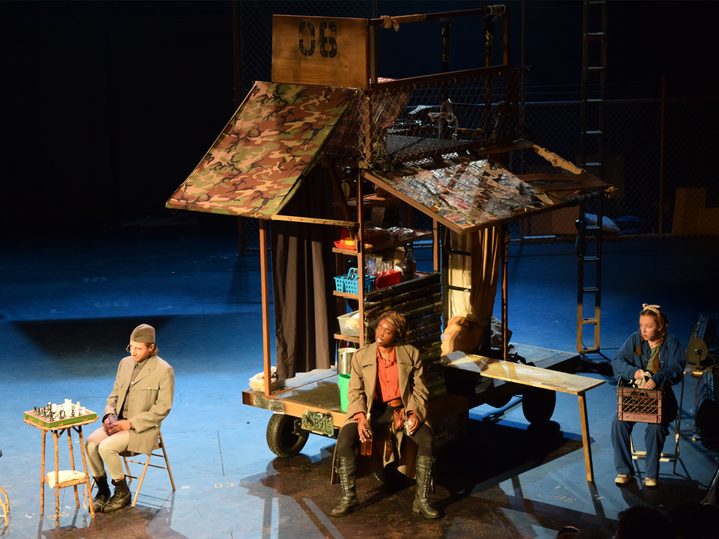 Mother Courage - Wagon