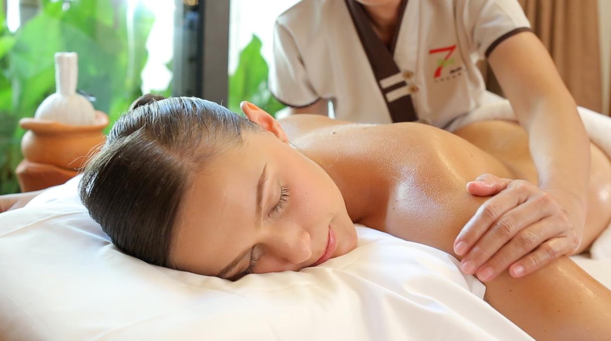 The best Thai Spa Pattaya 7 spa Luxury
