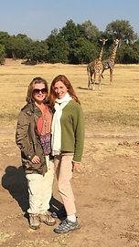 Lisa and Amelia Kinkade
