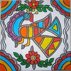 Indian Folk Art Camp