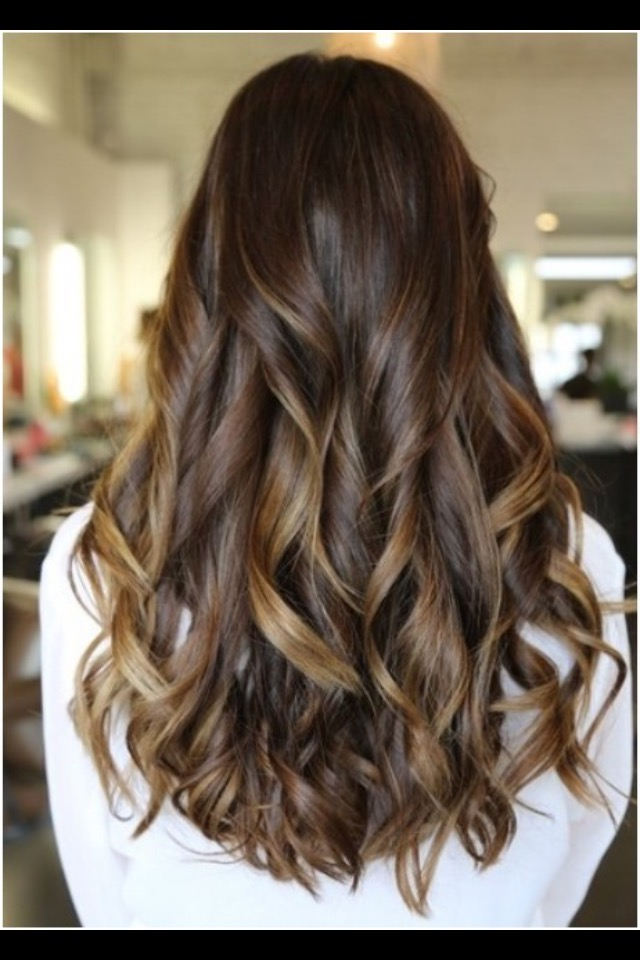 highlights long layers
