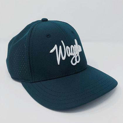 Waggle Snapback - Navy