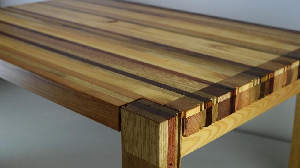 廃材 ローテーブル