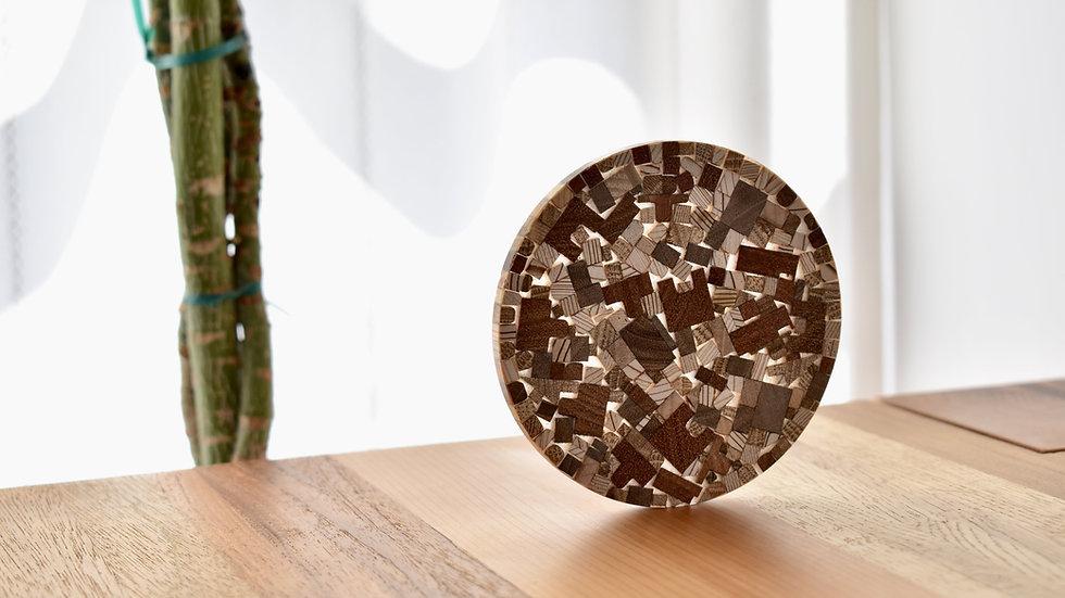 水滴を吸水する『cokyuコースター』