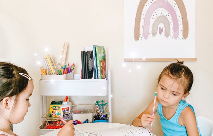 Kindergarten - Distance Learning Style