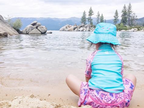 Summer Family Vacation 2018: Lake Tahoe