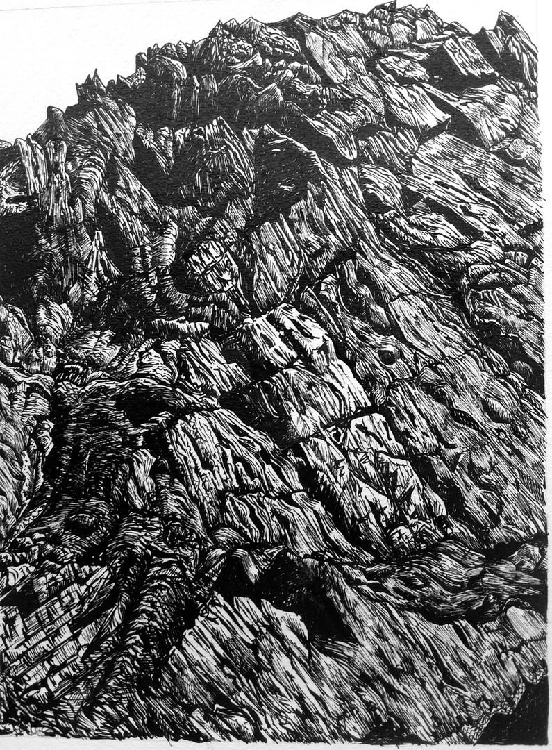Crags Collioure, 2012