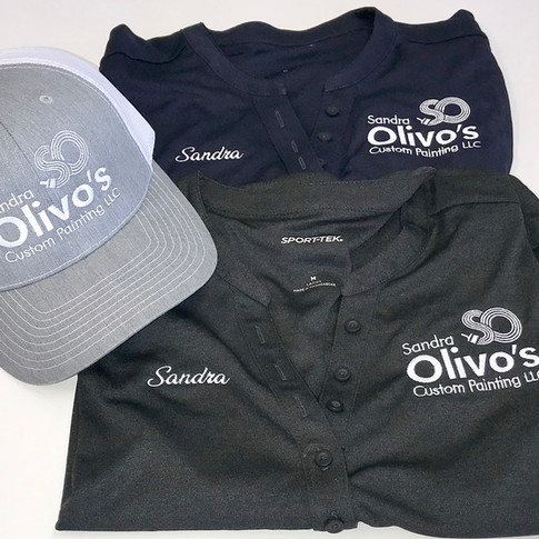 Embroidery corporate wear