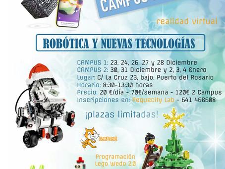 Campus de Navidad 2019/20