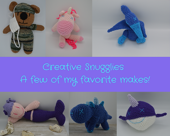 Creative Snugglies A few of my favorite