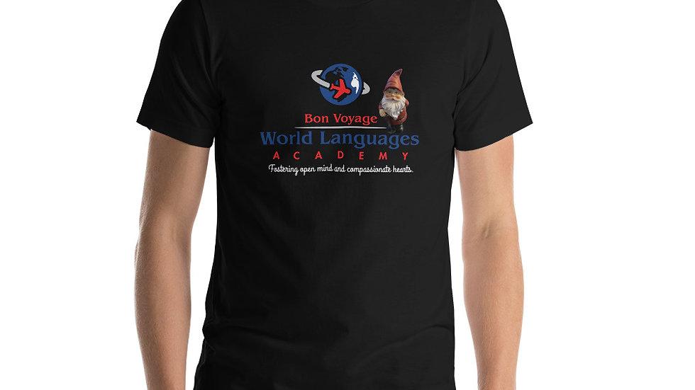 Bon Voyage Short-Sleeve Unisex T-Shirt