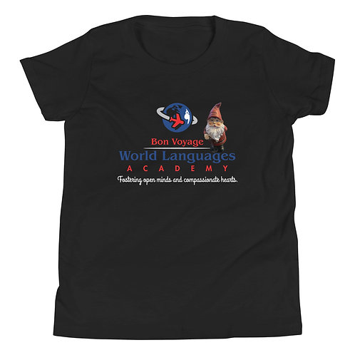 Bon Voyage Youth Short Sleeve T-Shirt