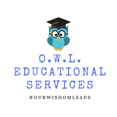 OWL Logo White Background - O.W.L. Educa