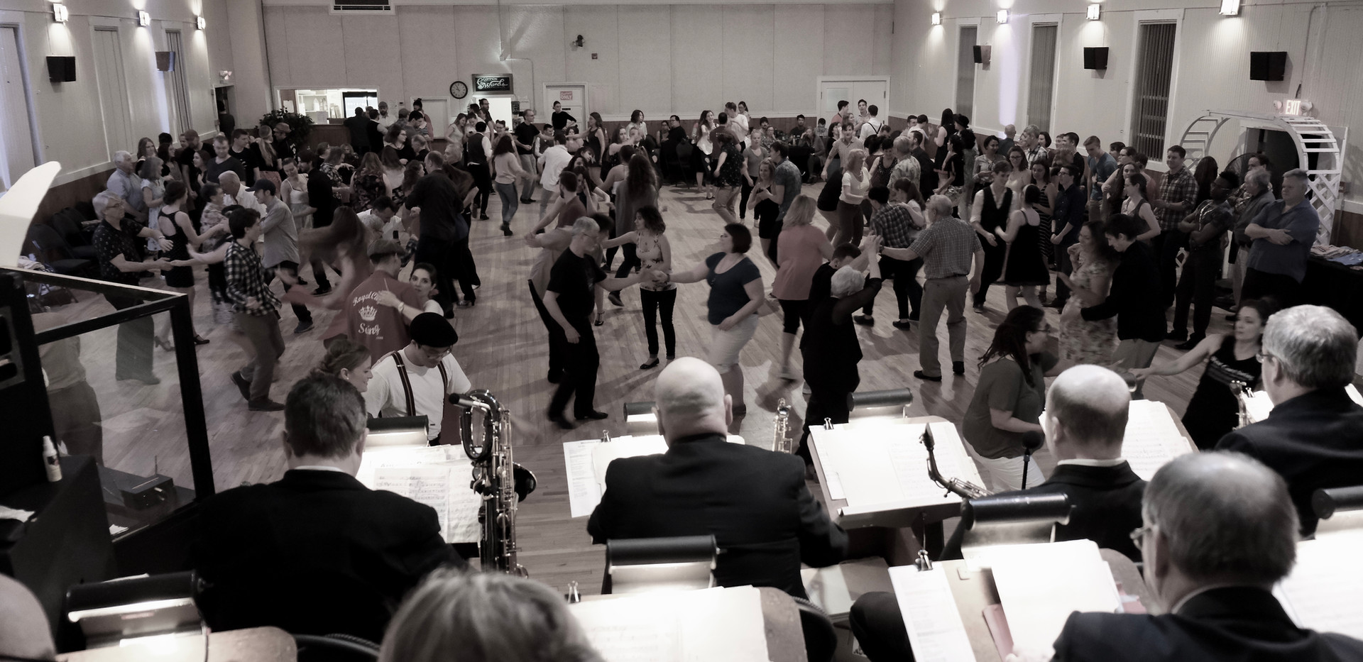 Grand opening dance