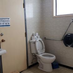 Handy Cap Washroom