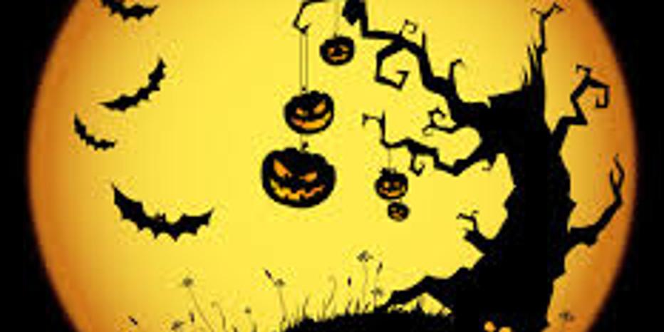 Bonson Hall Halloween Dance - Pitt Meadows - RazzMaJazz Band