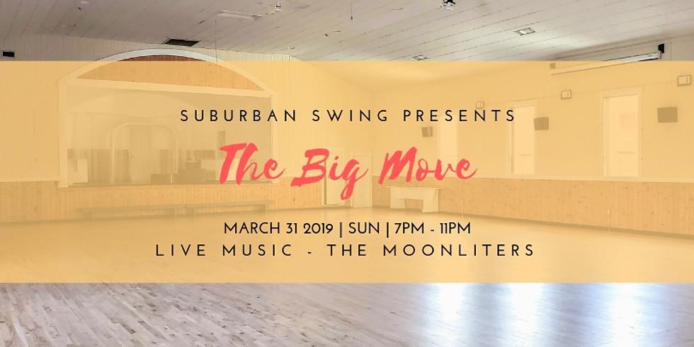 The Big Move and Matsqui Hall Fundraiser
