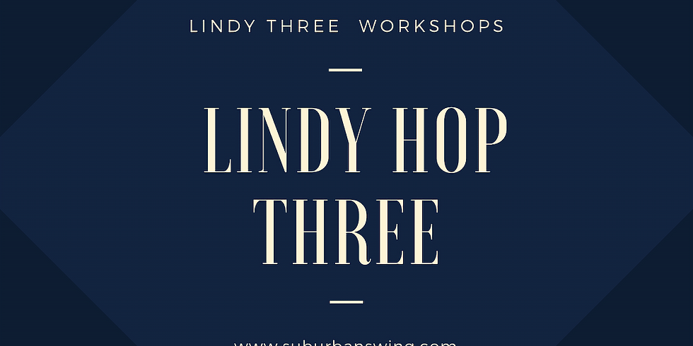 Lindy Hop Three