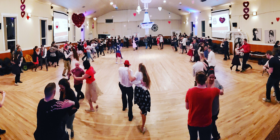 Sunday Swing Dance and Lesson
