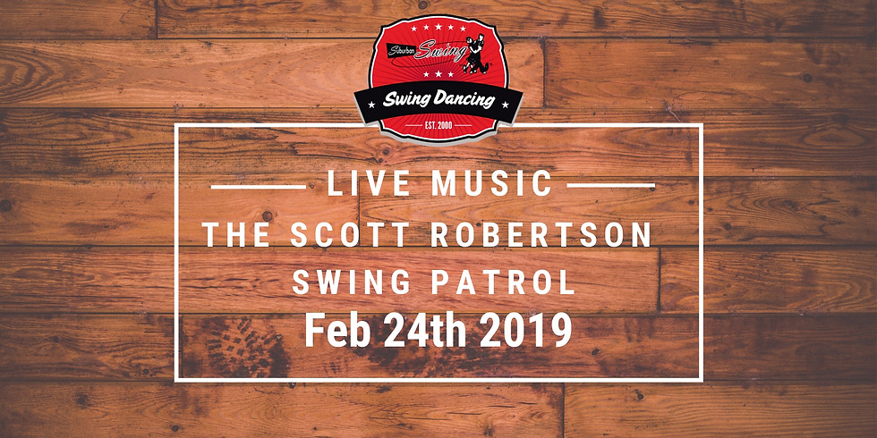 Scott Robertson & Swing Patrol