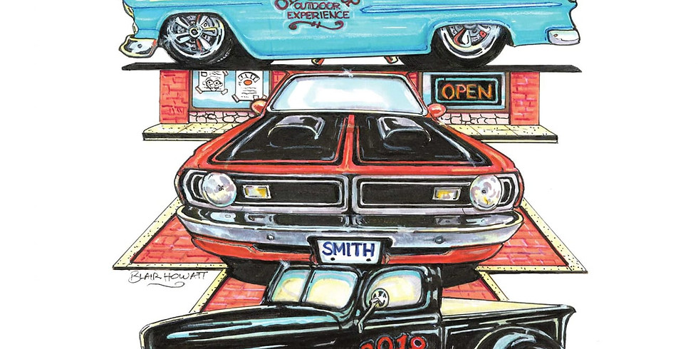 Free 2 Hour Dance - Langley Cruise In And Car Show.