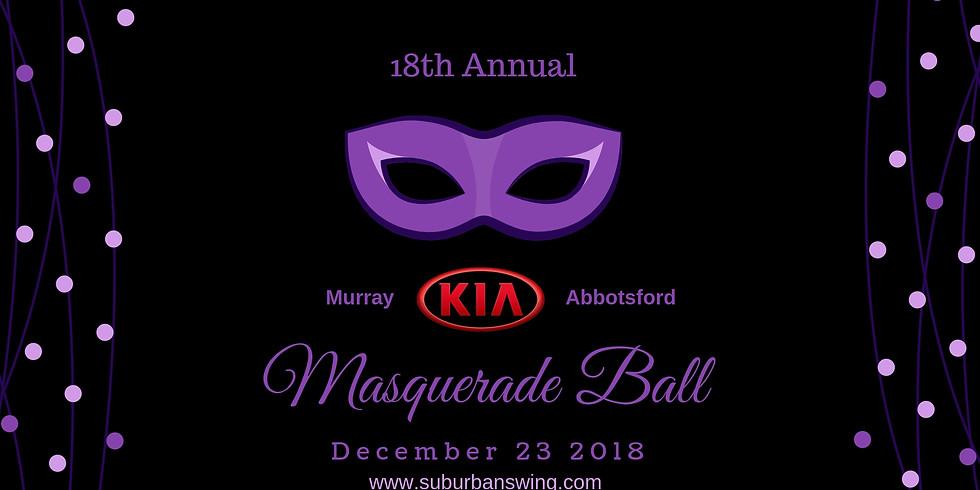 2018 Kia Masquerade Ball.