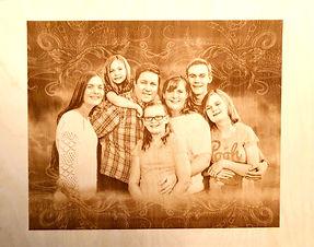 Together Family Engravig