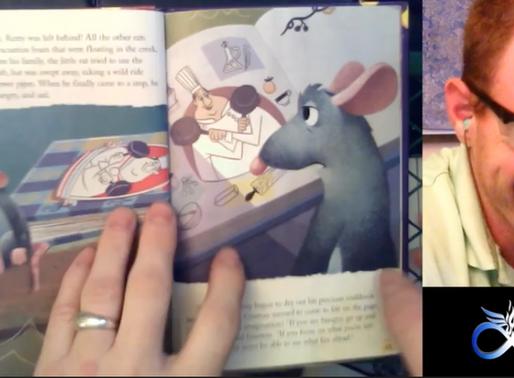CWF Studio: Book Reading - Disney's Ratatouille