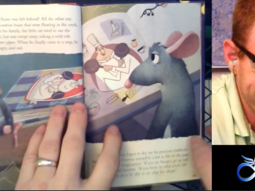 CWF Studio: Book Reading - Disney's Ratatouille