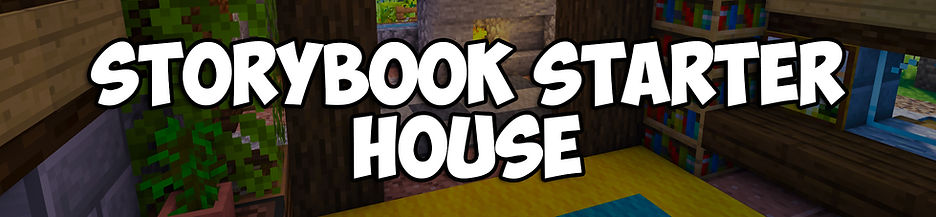 Storybook Starter House - Page Header -