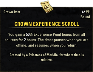 Crown Experience Scroll.png