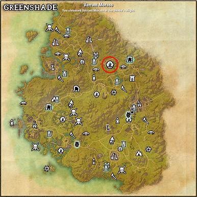 Greenshade Verrant Morass Grind Spot ESO