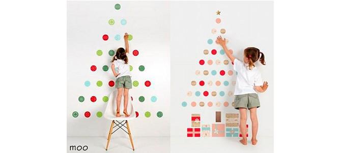 Árvore de Natal para bebês