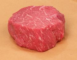top sirloin steak, filet
