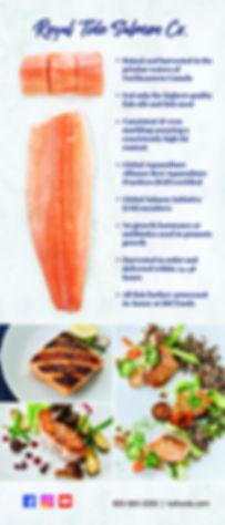 Royal Tide Salmon Brochure