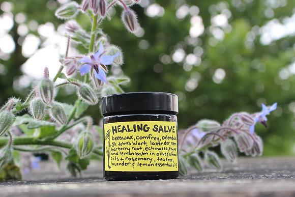 Healing Salve- 60ml