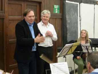 Croydon Orchestral Ensemble and North Downs Community Orchestra forge closer links