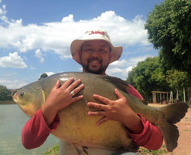 Pescador_ Gilberto_Isca_ Fígado 👏🏻🎣