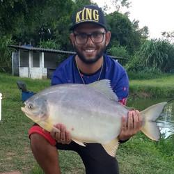 Pescador_ Matheus_Isca_ Ração na pinga_�