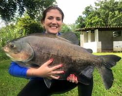 Pescadora Nathalia_Isca_ fígado de galin