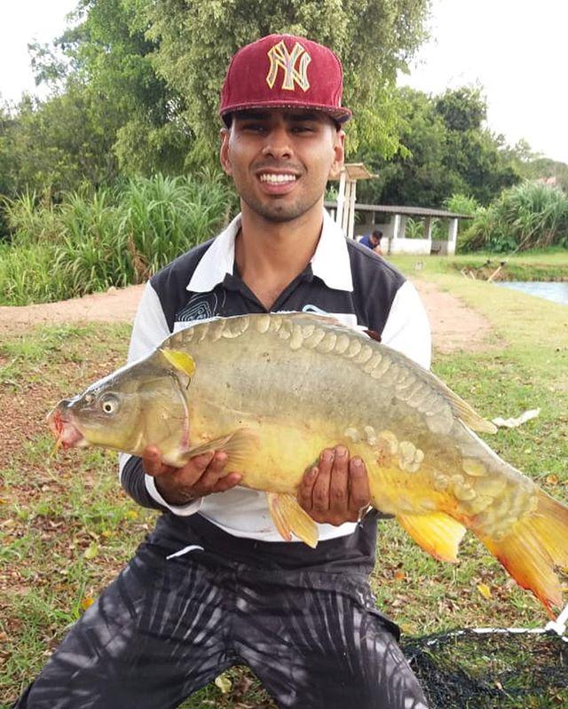 Pescador_ Rafael_Isca_ Acquamil 👏🏻🎣