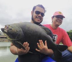 Pescadores_ Eduardo e Reinaldo_Isca_ que
