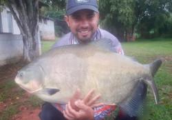 Pescador_ Marcelo _Isca_ Anteninha azul_
