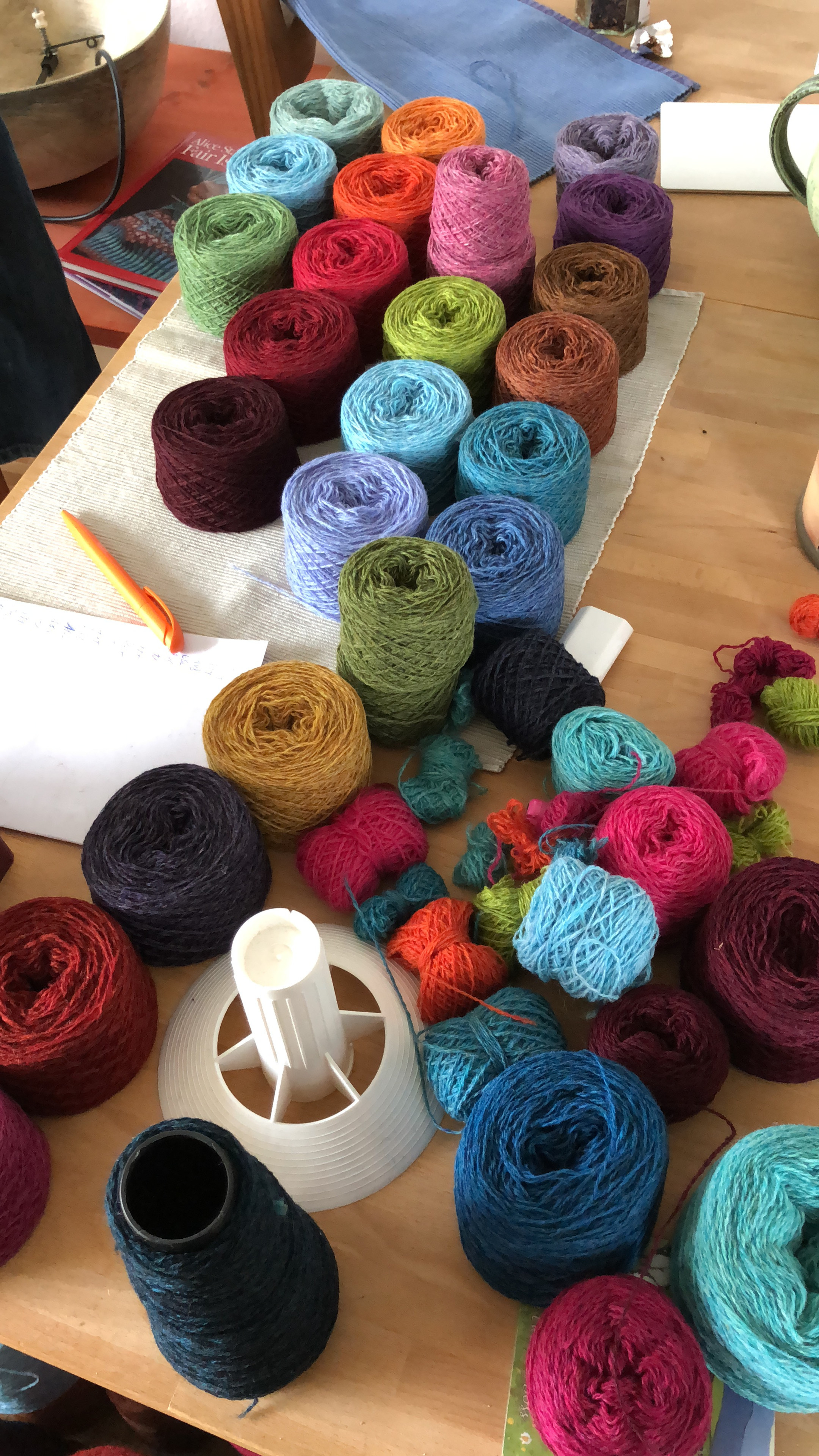 Privater Strickcoach online