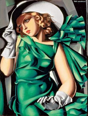 緑の服の女.jpg