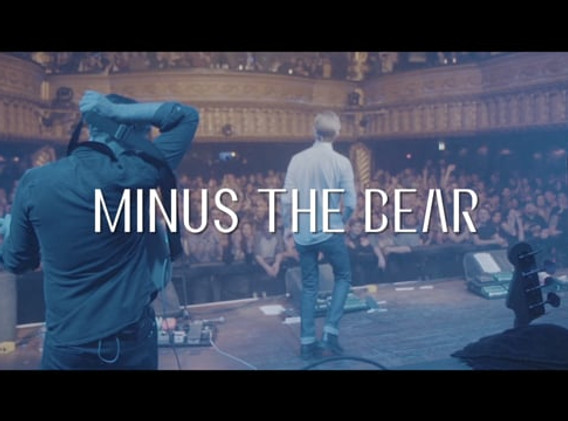 Minus the Bear Tour Recap