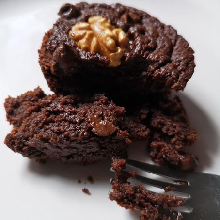 Brownie Cupcake Hug