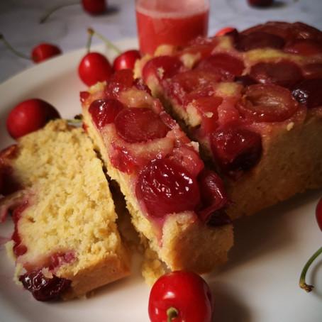 Cherry Crisp Shortbread